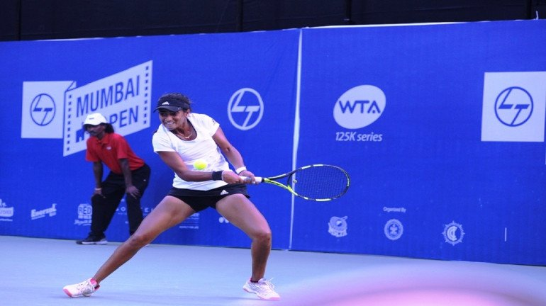 WTA Mumbai Open: India's Rutuja loses to Israeli qualifier in the first-round match