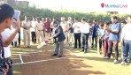 शांततेसाठी क्रिकेट स्पर्धा