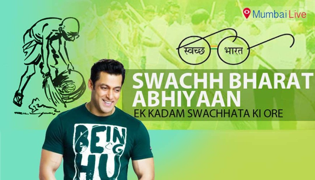 Can Salman help stop open defecation?
