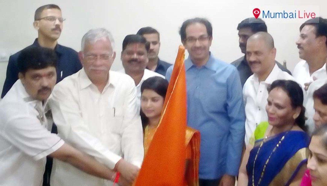 Sandhya Doshi of NCP joins Shiv Sena