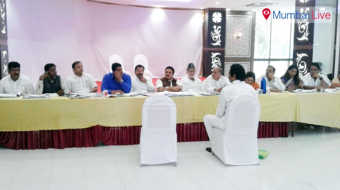 Interview of probable Congress candidates