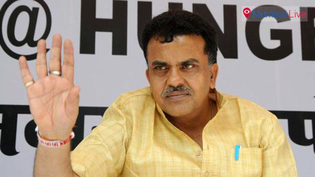 SS has fooled public- Sanjay Nirupam