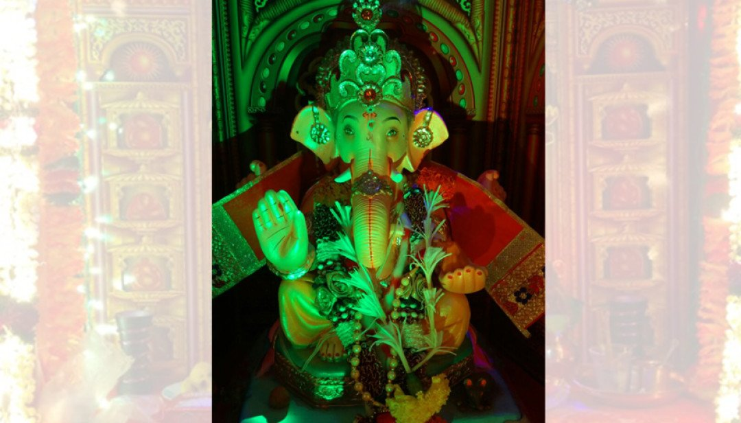 18 inch eco-friendly Bappa