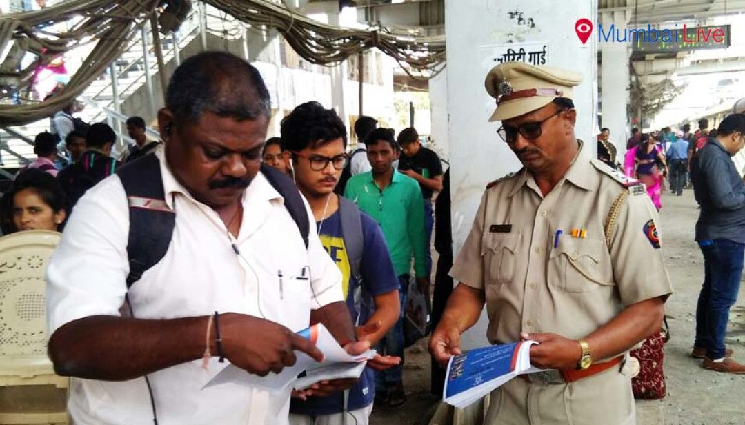 Borivali station observes rail safety week
