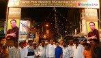 Ashish Shelar offers chadar at Bandra dargah