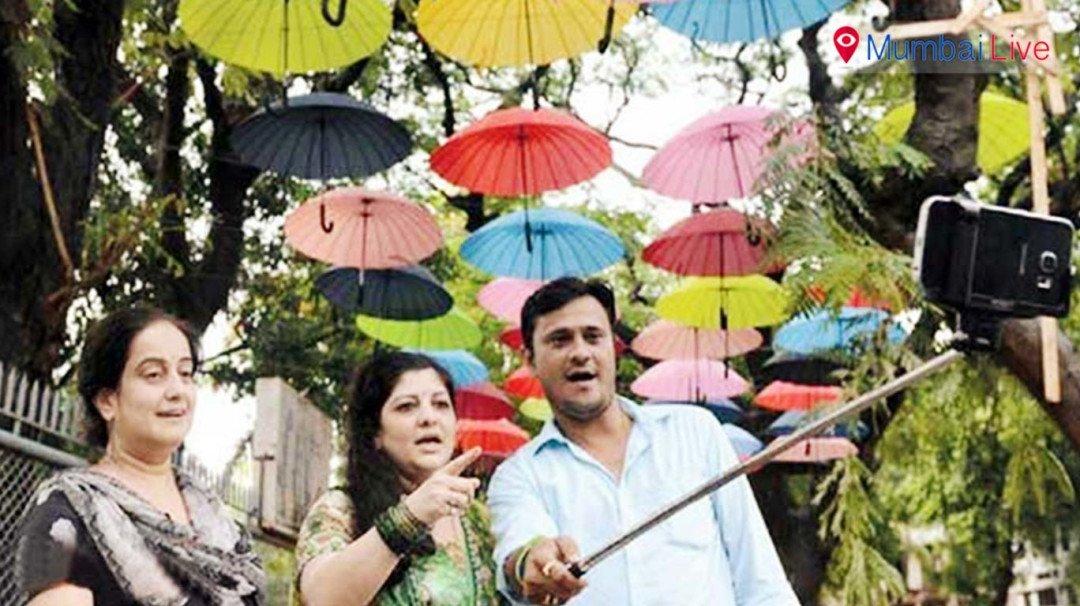 Deshpande brings shutters down on Shivaji Park selfie point