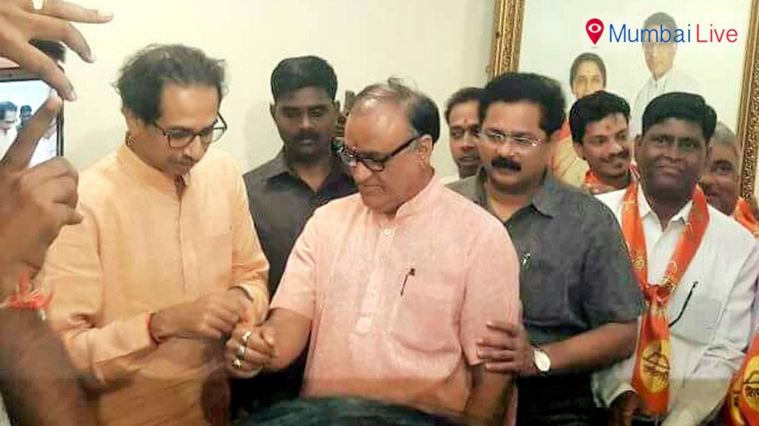 BJP turncoat gets Sena ticket
