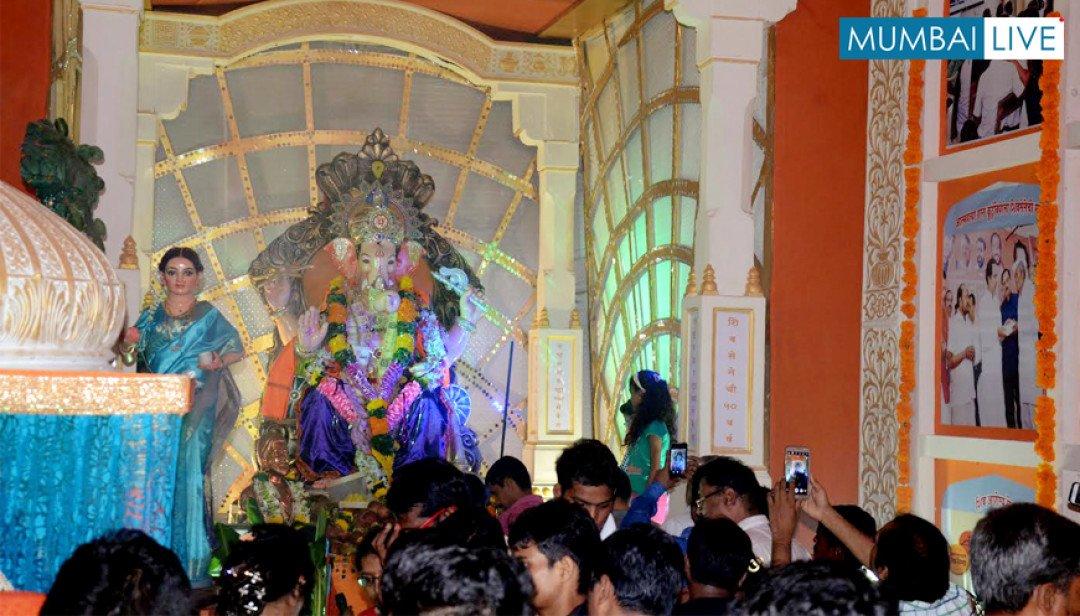 Jogeshwari's Sena Bhavan