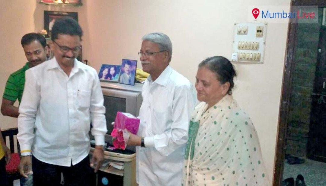 MNS makes birthdays happy for senior citizens