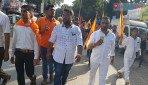 Rallying for 'Hindutva'