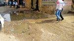 Stinker! Sewage water crisis at transit camp
