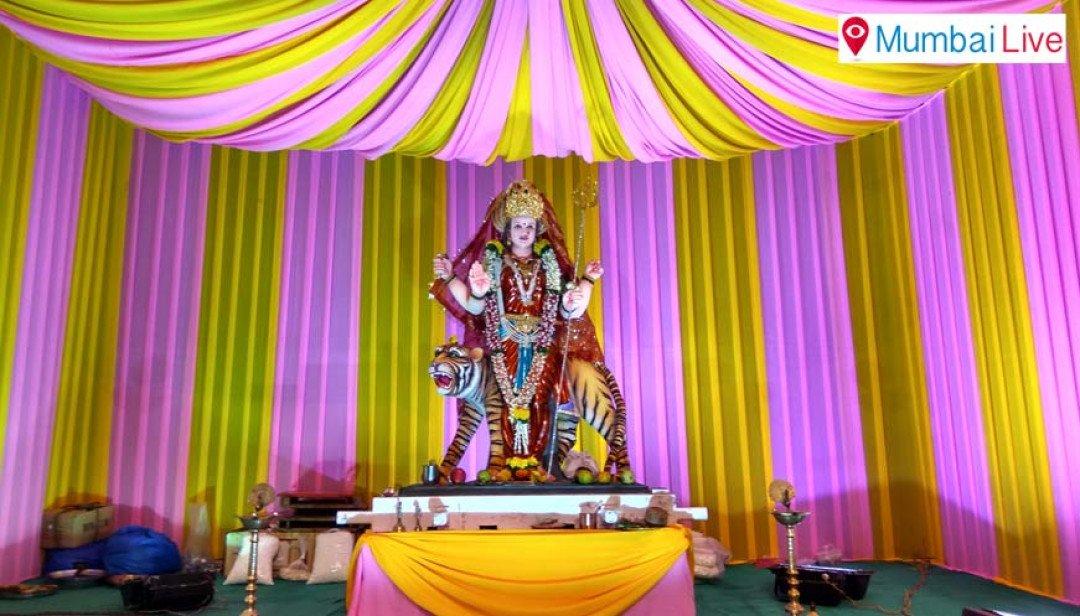 Dadar's noble Navratri Mandals