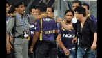 Shah Rukh let off in Wankhede case