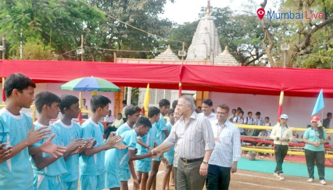 BMC school enter kabaddi semis