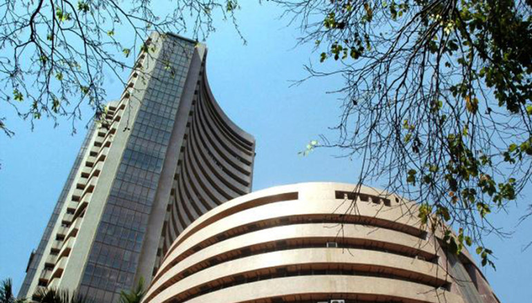 Sensex dips on the opening day!