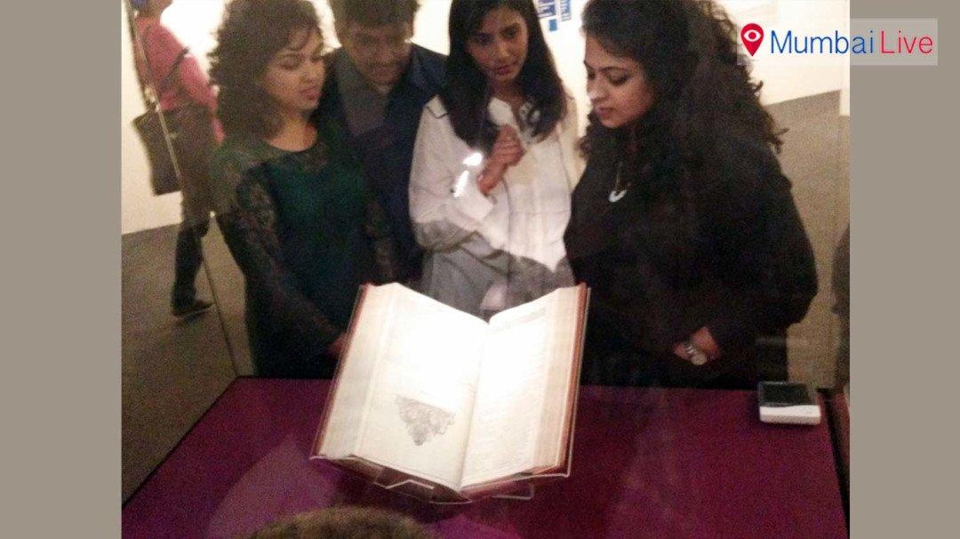 शिवाजी महाराज वास्तू संग्रहालयात शेक्सपिअरच्या आठवणी