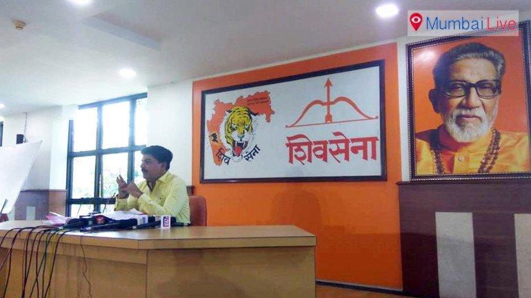Rahul Shewale counterattacks Kirit Somaiya