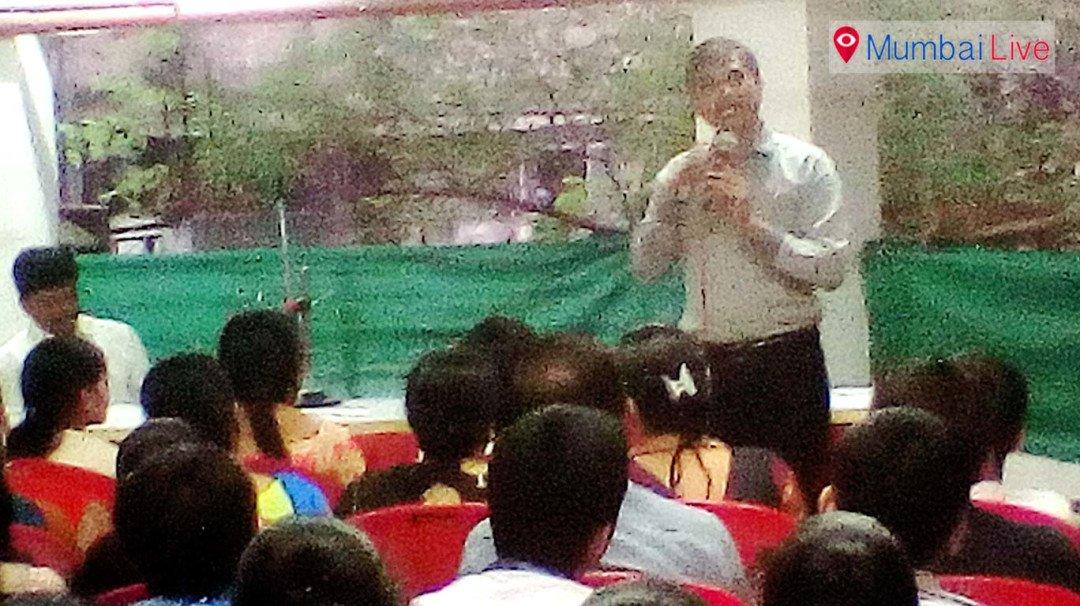 मुलुंडमध्ये विद्यार्थ्यांसाठी मार्गदर्शन शिबीर