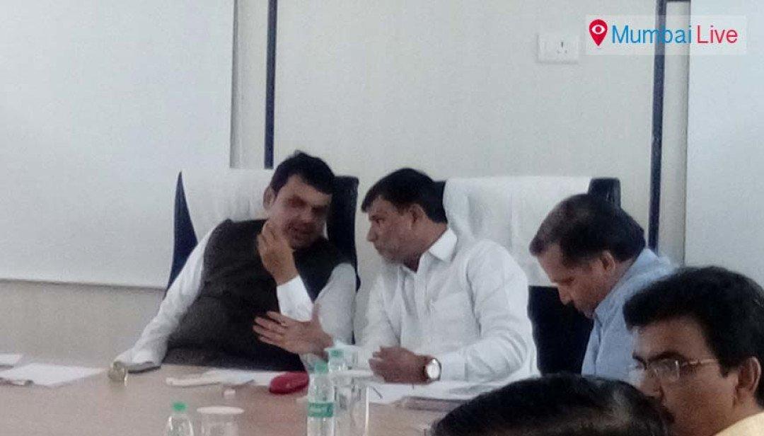 Shivaji memorial work to begin soon: CM