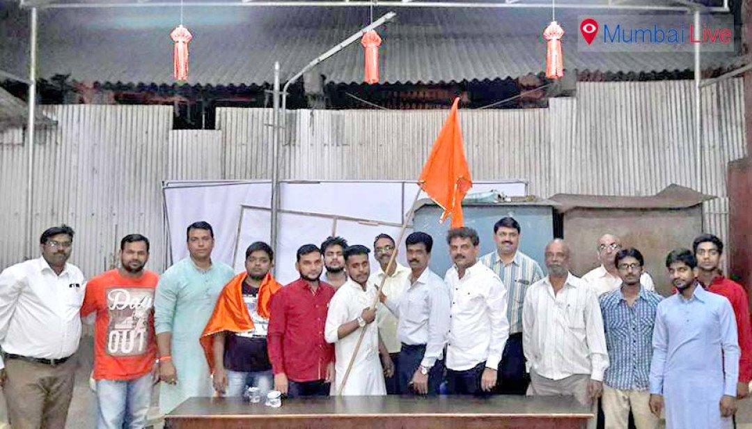 Muzha Faizal joins Shiv Sena