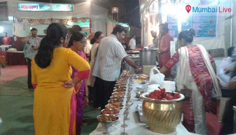 बोरीवली में मालवणी जत्रोत्सव का आयोजन