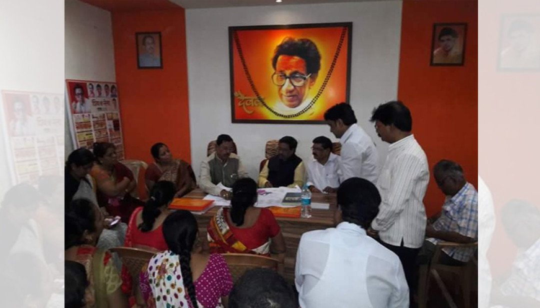Shiv Sena gears up for civic elections