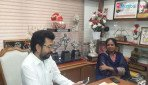 Sena MPs begin shakha visits
