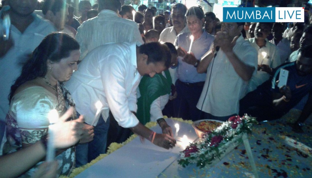Shiv Sena pays homage to martyrs