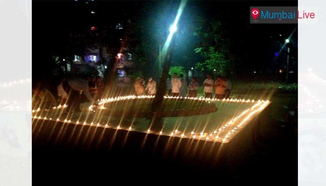 Tributes paid to soldiers at Sahyadri Nagar