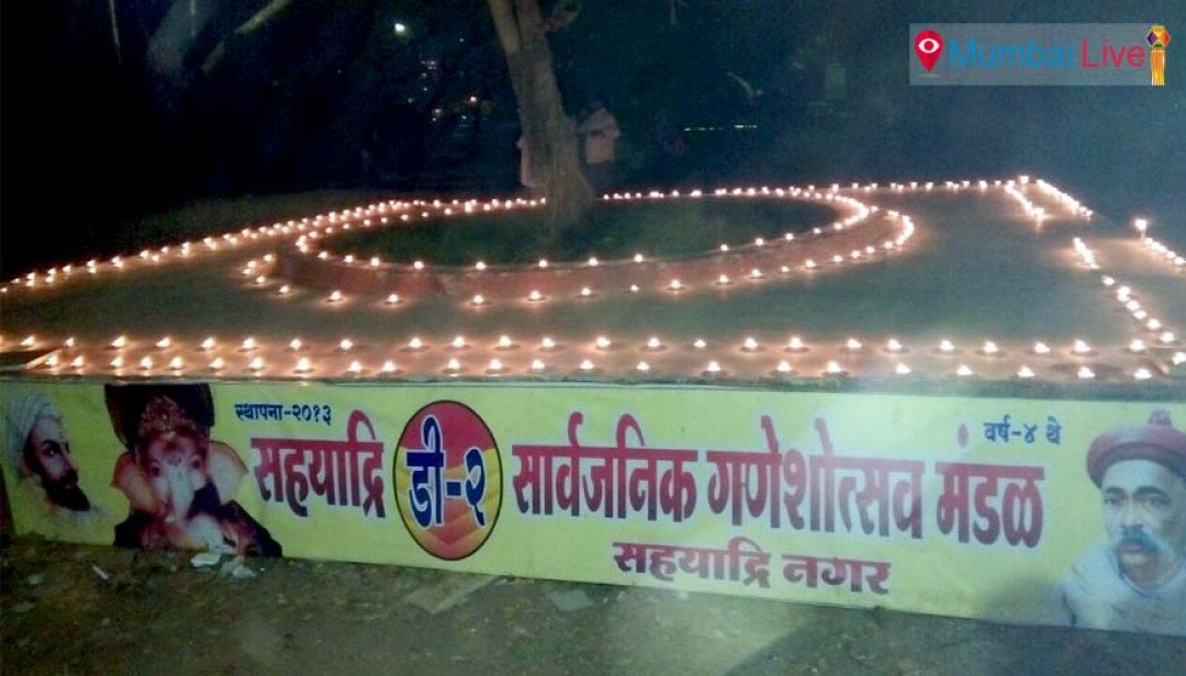 Tributes paid to soldiers at Sahyadri Nagar