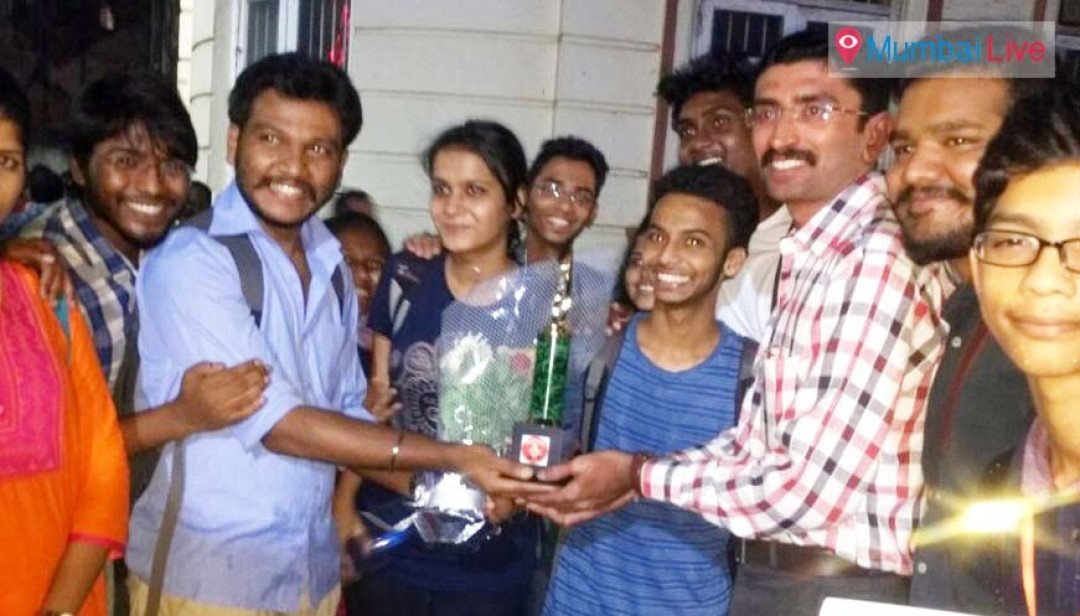 Sydenham College's one-act play wins Vighnaharta trophy