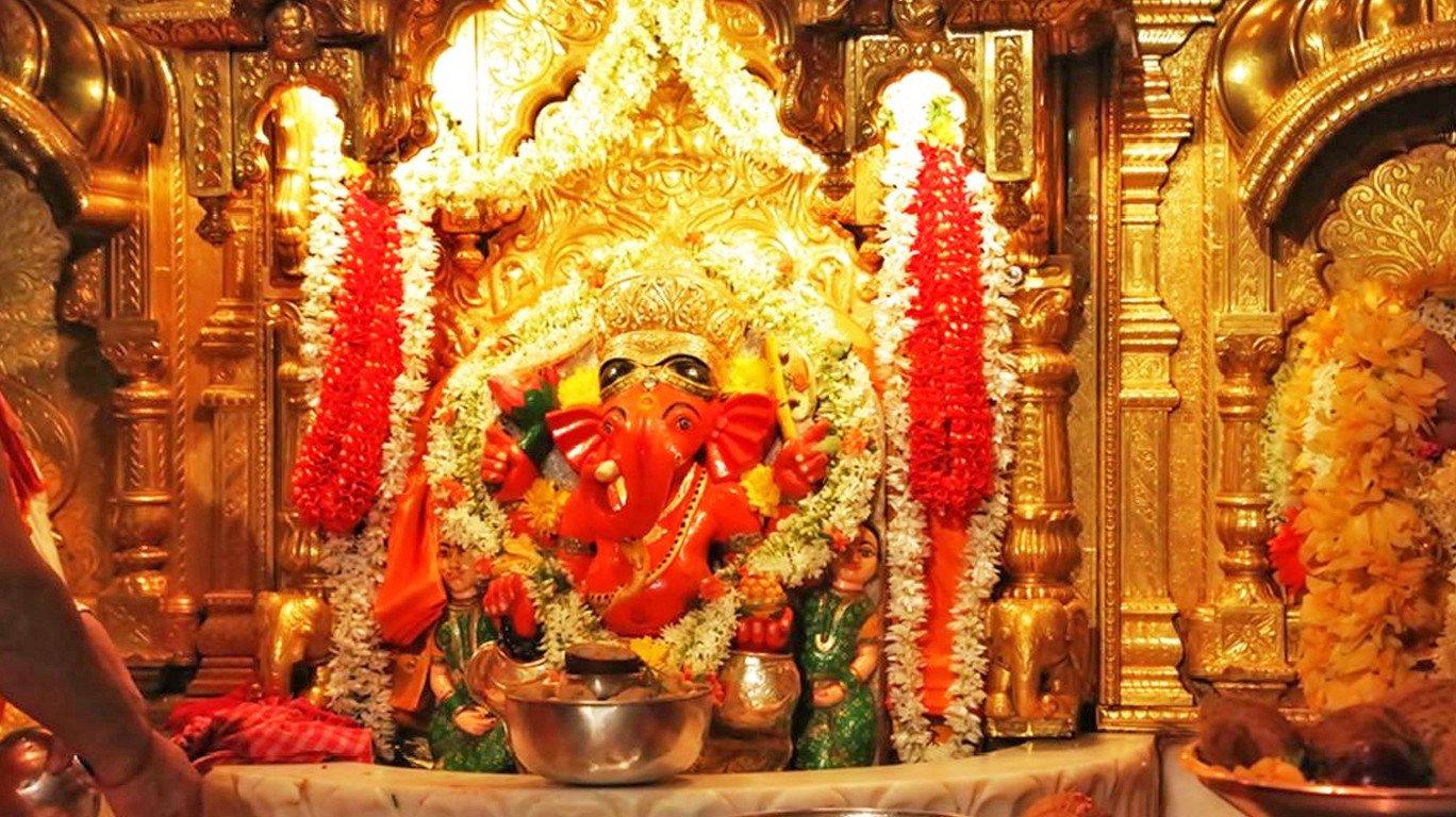 siddhivinayak ganpati mumbai