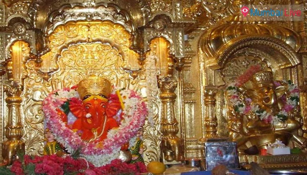 Siddhivinayak donations soars'