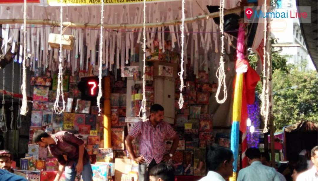 Illegal firecrackers encroaching signal