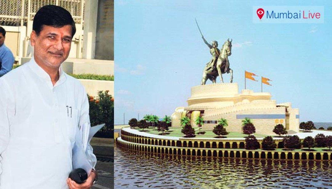 PM will mark Shivaji Memorial's bhoomipujan