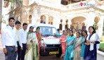 Mayor dedicates ambulance