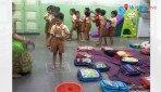 बच्चों ने खेल में दिखाया दम