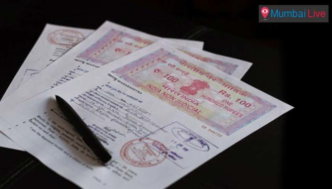 Sale Of Stamp Papers Affected