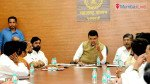 Religious photos in Govt offices: War of words begins