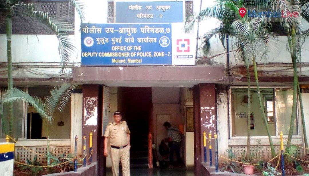 पुलिस स्टेशन में आत्महत्या का प्रयास