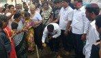 Development works begin in Goregaon
