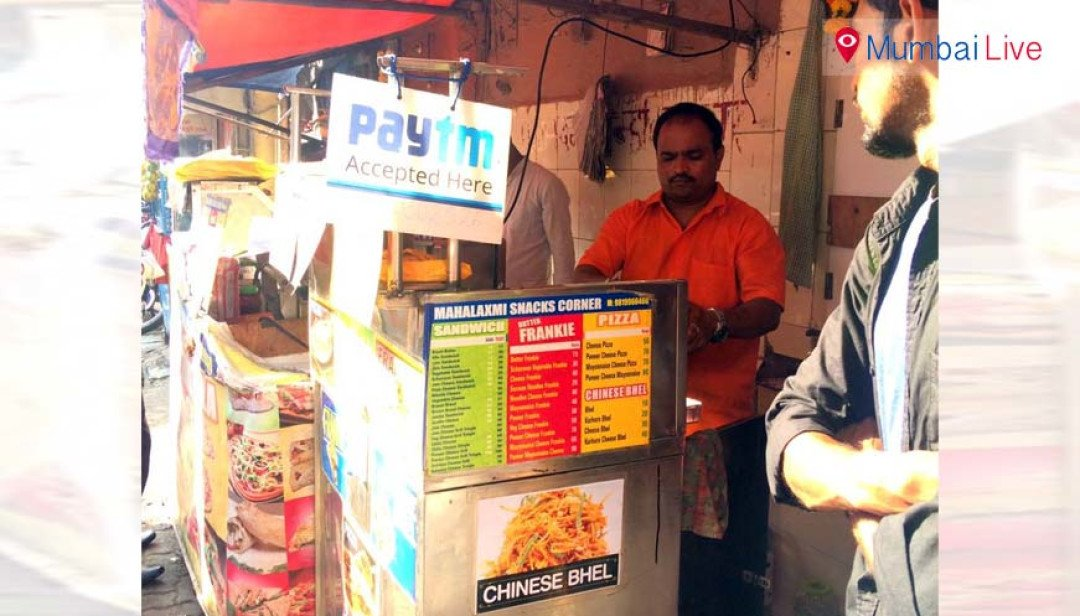 Sandwich stalls go hi tech for payments
