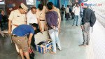 Cobblers to be alert on railway platforms: Wadala Railway police