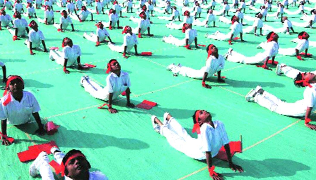 Suryanamaskar mandatory in municipal schools