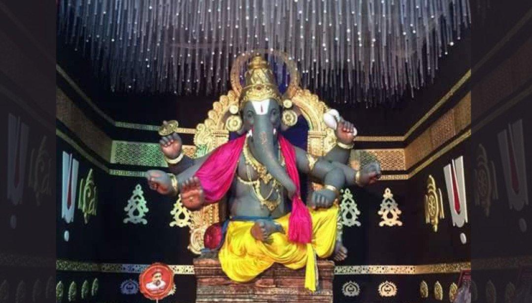 Ganpati's Vitthal Avatar...