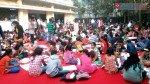 विद्यार्थी चित्रातून साकारणार स्वच्छ आणि सुंदर भारत