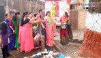 BJP leads 'Swachata Abhiyan'