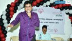 Competition of Differently Abled Swimmers
