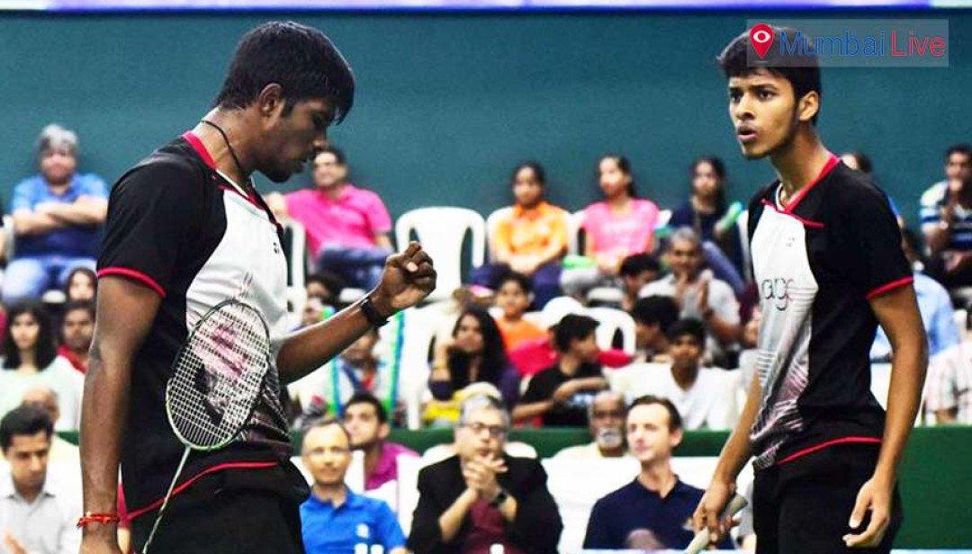 Satvik Sairaj, Chirag score gold at Tata Open