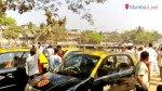 टैक्सी चालकों का आंदोलन